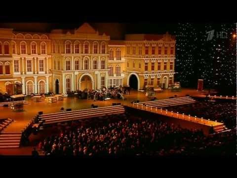 Рождественские встречи Аллы Пугачевой